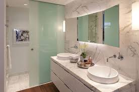 Built In Bathroom Vanity Bathroom Countertops With Built In Sinks Creative Home Designer
