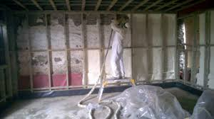 Spray Insulation For Basement Walls Ecotite Spray Foam Insulation Barn Conversion Solid Walls