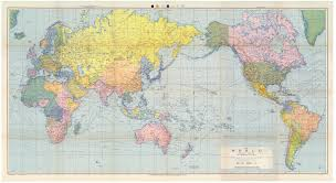 World War 1 Political Map by Wig Map Archive English Allied Maps