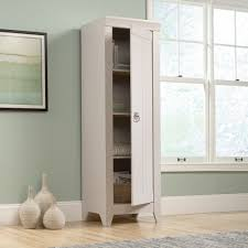 White Wooden Storage Cabinet With Drawers And Door Furniture White Wooden Cabinet With Singgle Door And Four