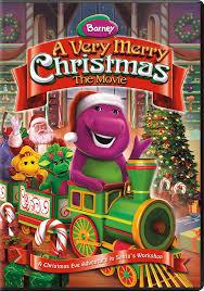 amazon com barney u0026 friends very merry christmas the movie