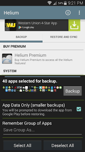 android backup how to back up your android apps their data without root