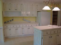 Painting Kitchen Cabinets White Without Sanding by Easiest Way To Refinish Kitchen Cabinets Voluptuo Us