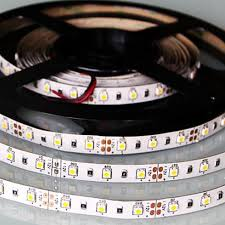 led ribbon golden color 3535 4chips smd led high brightness