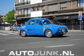 renault dauphine gordini renault dauphine gordini foto u0027s autojunk nl 41677