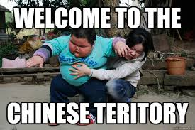 Totoy Brown Memes - welcome to the chinese teritory funny quickmeme
