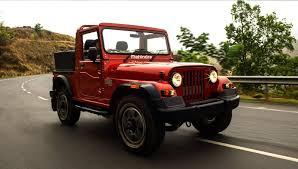 mahindra jeep thar 2016 new generation mahindra thar launching in 2018 news gallery