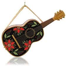 muchas felicidades feliz navidad guitar musical