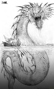 undead dragon sketch by crystalsully on deviantart draw and