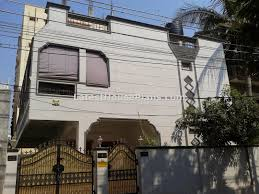 Double Floor House Plans by Traditional Two Floor Independent House Elevations In Kakinada
