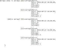 php array map sql php array map is not mapping arrays correctly stack overflow
