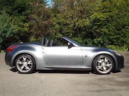 nissan convertible used 2011 nissan 370z 3 7 v6 gt convertible auto sat nav reverse