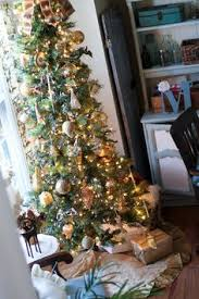 a bronze silver u0026 gold 9 ft christmas tree i decorated this