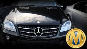 mercedes auctions 2008 mercedes ml 63 amg for auction at manheim car auctions