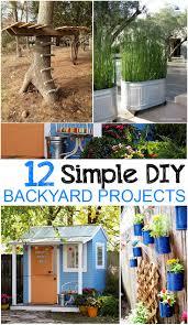 12 easy diy backyard projects picky stitch