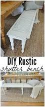 best 25 diy rustic decor ideas on pinterest rustic crafts 20 most creative diy projects for old shutters in your home decor