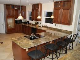 types of kitchen islands types of counter tops in decoration kitchen amusing l shaped