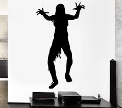 wall decals zombie color the walls of your house wall decals zombie sticker zombie decal muurstickers posters vinyl wall art decals