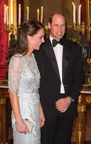 Prince William And Kate Kate And Wills Begin Their Brexit Charm Offensive In Paris Daily