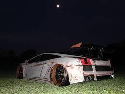 Lamborghini Gallardo Drift - lamborghini gallardo oak man designs