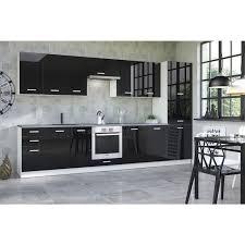 meubles cuisine design meuble haut de cuisine design 60 cm pour hotte avec 1 porte