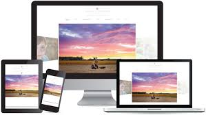 kitchener web design new website for ashley slessor photography news web design