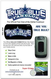 dallas cowboys fan club dallas cowboys true blue fan club