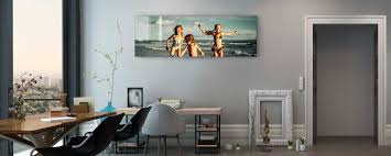 online digital glass screen large photo printing picture prints your image on glass