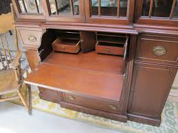 Secretary Desk Hutch by Secretary Desk With Hutch And Return Secretary Desk With Hutch