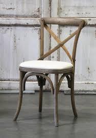 Cross Back Dining Chairs Cross Back Dining Chairs Vineyard Weathered Oak Cross Back Dining