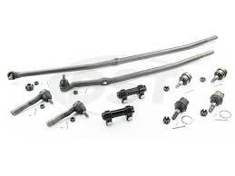 Dodge 3500 Truck Parts - front steering rebuild kit dodge ram 2500 moog