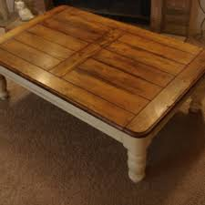 White Distressed Wood Coffee Table Living Room Furniture Distressed Coffee Table Wooden Coffee