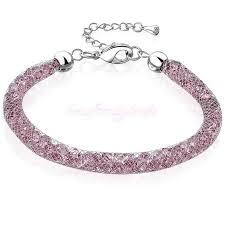 mesh bracelet swarovski images 111 best stardust fishnet jewelry images swarovski jpg