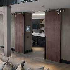 stupendous sliding door design for kitchen kitchen designxy com