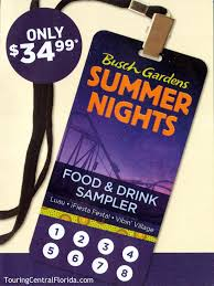 busch gardens halloween horror nights guide to summer nights 2017 at busch gardens touring central florida