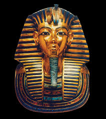 the mask of tutankhamun
