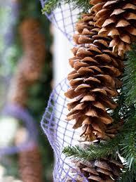 white pine cone 12 easy seasonal pinecone crafts hgtv u0027s decorating u0026 design