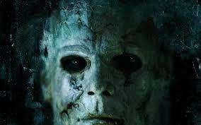 creepy halloween background download wallpaper 2560x1600 michael myers maniac killer knife