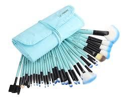 cheap professional makeup professional makeup brushes set make up powder brush pinceaux