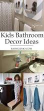 Cute Kids Bathroom Ideas Best 20 Kid Bathroom Decor Ideas On Pinterest Half Bathroom