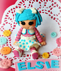 lalaloopsy cake topper lalaloopsy cakes cookies and cake pops cakecentral