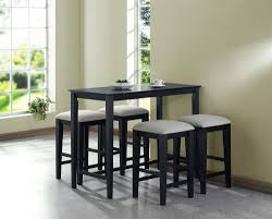 breakfast bar table and stools set small spaces furniture dining