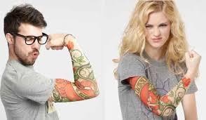 fake tattoo sleeve dope tattoos