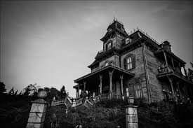 houses haunted house stretched halloween clouds sky nature 7 most haunted sites in california