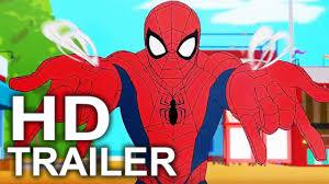 marvel u0027s spiderman trailer 2 2017 superhero animated series