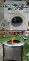 Making Fire Pit From Washer Tub - the 25 best washing machines ideas on pinterest washer necklace