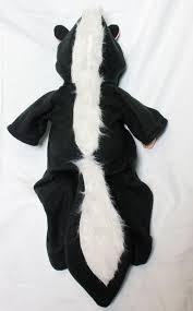 Infant Halloween Costume Etsy 25 Skunk Costume Ideas Baby Halloween