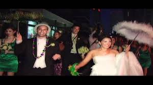 wedding in new orleans st theresa of avila church party french