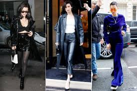 Leather And Lace Clothing Bella Hadid Launches Her Chrome Hearts Collection