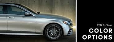 mercedes color options mercedes e class color options